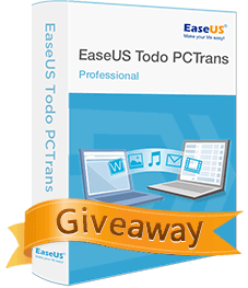 EaseUS Todo PCTrans Pro 9.10 Free License [PC Transfer/Migration Tool]