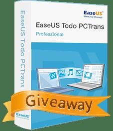 EaseUS Todo PCTrans Pro 9.10 Free License [PC Transfer/Migration Tool]
