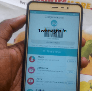 Redmi Note 3 Users can Generate Reliance Jio Coupon
