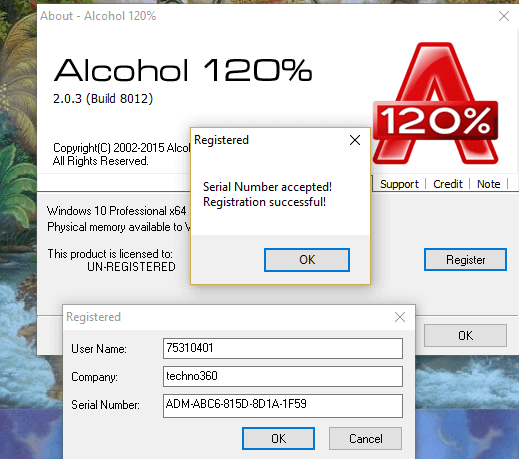 alcohol-120-username