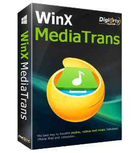 WinX MediaTrans Free Full Version License [Windows]