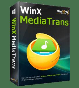 WinX MediaTrans Free Full Version License [Windows]