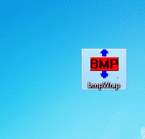 BMP Wrap : Hide any file as image