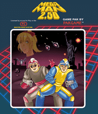 Mega Man 2.5D Game Available for Download