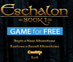 Eschalon Book 1 Game for Free