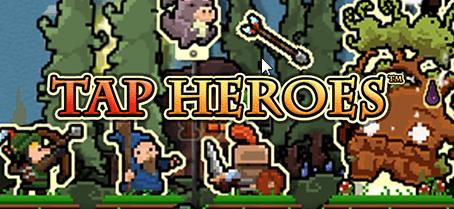 Tap Heroes Game Free Steam Key