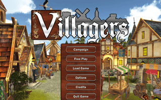 Villagers PC Stimulation & City Building Game Available for Free