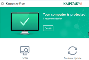Download Kaspersky Antivirus Free Version