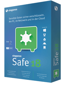 Get Steganos Safe 18 for Free [Digital Safe for PC's]