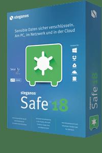 Get Steganos Safe 18 for Free [Digital Safe for PC's]