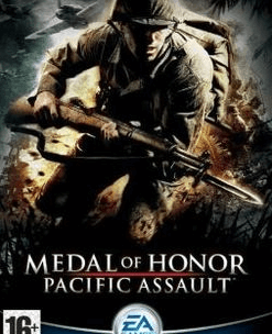 Medal of Honor Pacific Assault PC Game Free at Origin