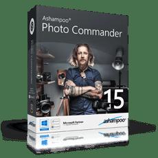 Ashampoo Photo Commander 15 Free License