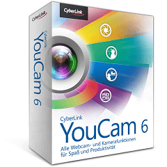 CyberLink YouCam 6 Deluxe Free License (Worth $34.95)