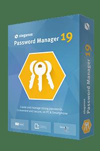 Steganos Password Manager 18 Full version for Free
