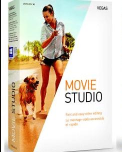 VEGAS Movie Studio 14 Free 6 Month License [Windows]