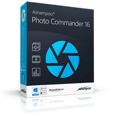 Ashampoo Photo Commander 16 Free License- Complete solution for your Photos