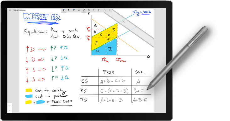 Penbook Freehand Writing App For Windows 10 Now Free