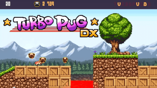 Grab Turbo Pug DX Game for free until March 16th