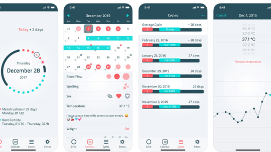 iWoman Period & Fertility Tracker Now Free [iOS]