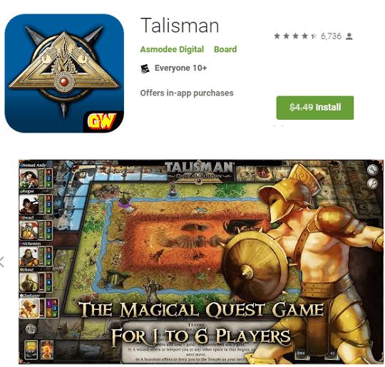 tailsman