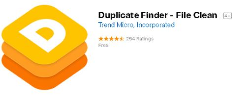 Trend Micro Duplicate Finder Mac App Now Free