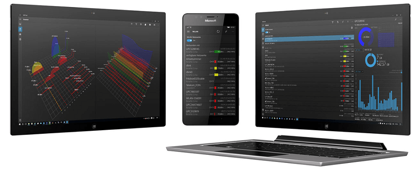 WiFi Tool WiFi analyzer for Windows 10
