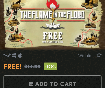 The Flame in the Flood -Survival Game Free for PC and Mac