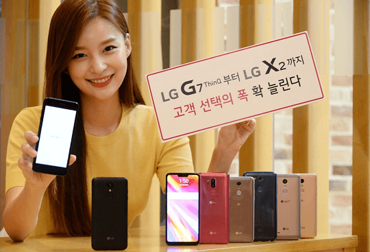 LG X2 Officially Unveiled- Price and Specs