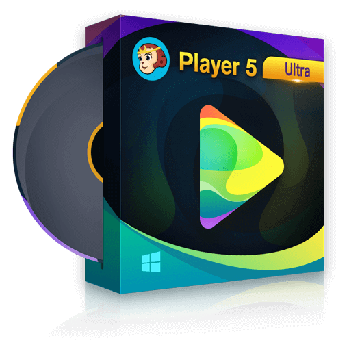 DVDFab Player 5 Ultra Free 1 Year License – 4K UHD Media Player