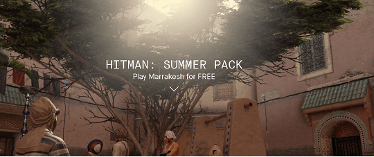 HITMAN SUMMER PACK