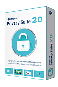 Steganos Privacy Suite 20 Free License [Protect your data and privacy]