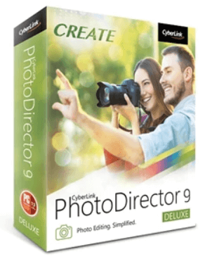 Cyberlink PhotoDirector Deluxe 9 Free License [Windows]
