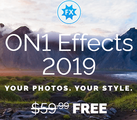 ON1 Effects 2019