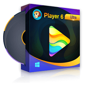 DVDFab Player 6 Ultra -boxshot