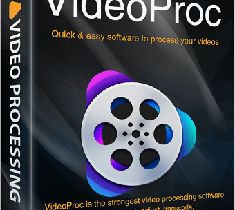 VideoProc Free 1 Year License- Video Processing Software [Win/Mac]
