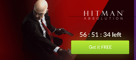 Hitman Absolution Game Giveaway