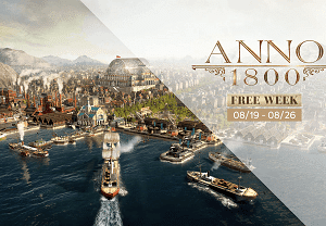 Anno 1800 FREE
