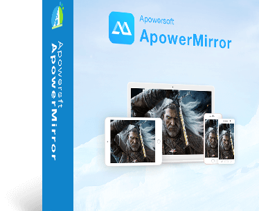 ApowerMirror- Screen Mirroring tool for Android & iOS – Giveaway