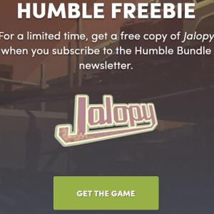 Jalopy game