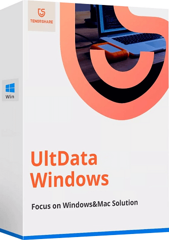 UltData Free 1 Year License – Data Recovery Tool For Windows & Mac