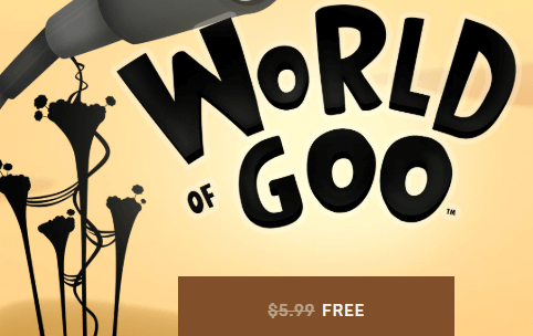 World Of Goo Remastered (HD) Giveaway – Puzzle Game