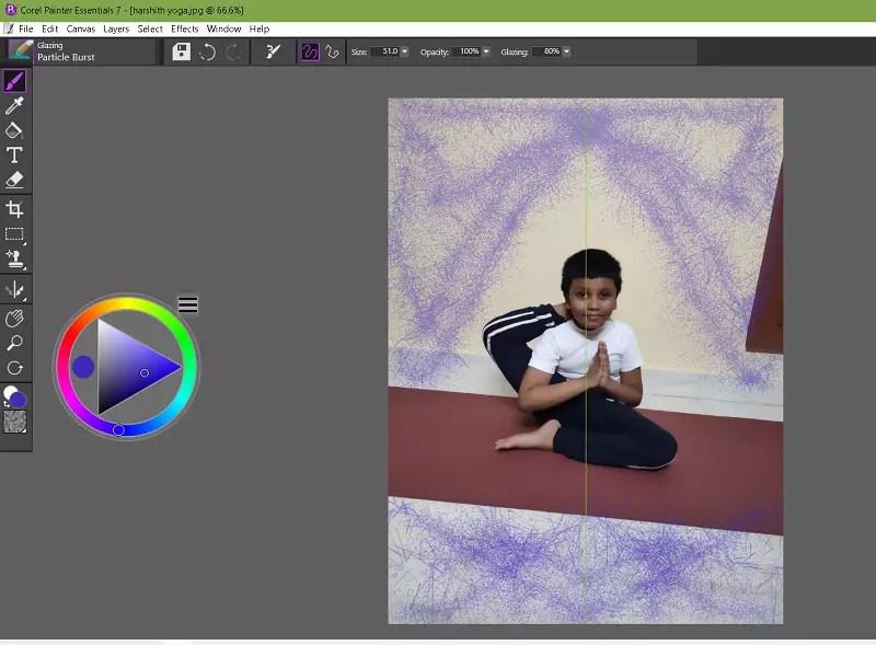 Corel Painter Essentials 7- Windows UI