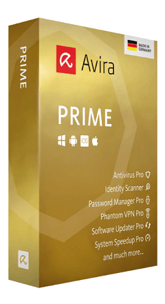 Avira Prime Box Shot