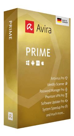 Avira Prime Box Shot