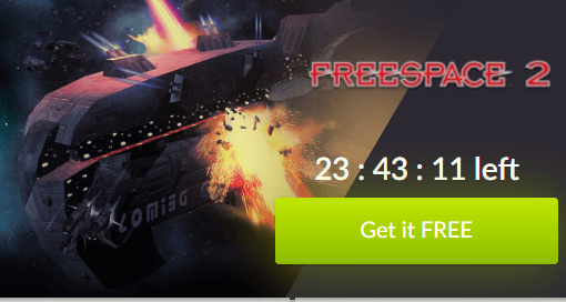 Freespace 2 giveaway