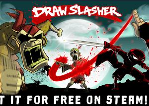 Draw Slasher Game Free on Steam