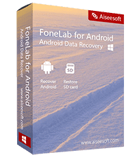 FoneLab Android Data Recovery box