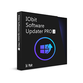 IObit Software Updater 2 box shot