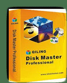 QILING Disk Master Professional box shot