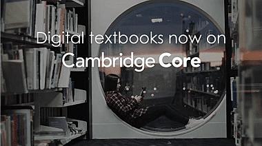 Cambridge Core -Digital textbooks
